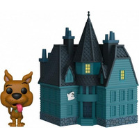 Funko Pop Town Scooby-Doo & Haunted Mansion #01 - Scooby-Doo - Animation
