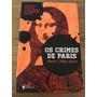 Livro Os Crimes De Paris Dorothy E Thomas Hoobler