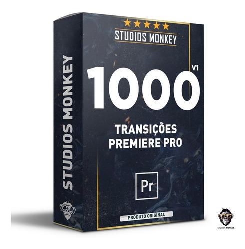 1000+ Transições Para Premiere Pro - Presets Edição Original