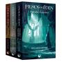 Kit Filhos Do Eden 3 Livros Eduardo Spohr