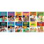 Coleção Completa 12 Livros Turma Do Sítio Do Picapau Amarelo