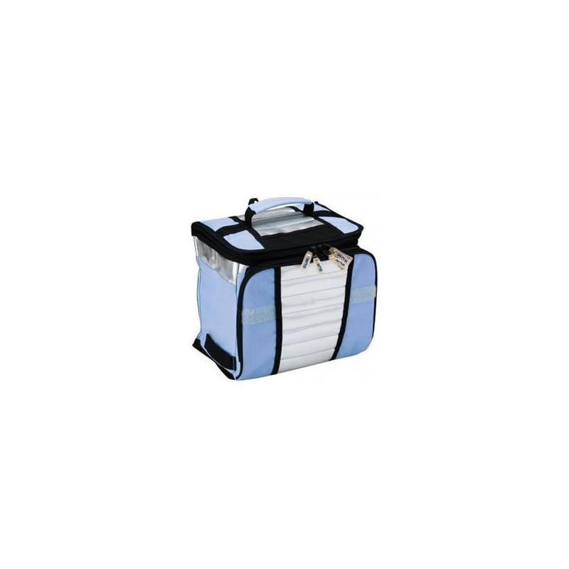 Bolsa Térmica  Ice Cooler 7,5L Azul-Mor