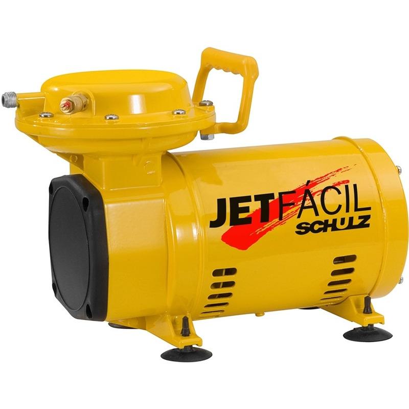 Compressor de Ar Jet Fácil MS2,3 - 920.1115-0 - Schulz
