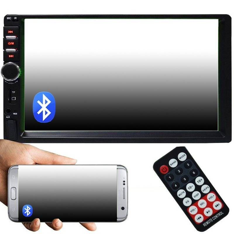 Central Multimídia Bluetooth e Espelhamento Automotívo N First Option