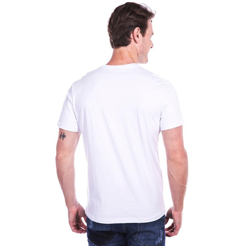 Camiseta Long Island SB Branca