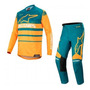 Kit Calça Camisa Alpinestars Racer Supermatic 2020