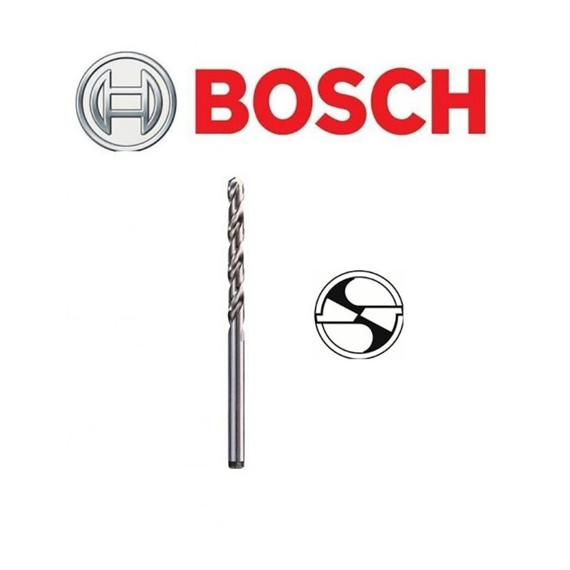 BROCA PARA METAL HSS-G DE 6.0MM BOSCH