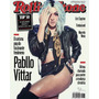 Revista Rolling Stone Pabllo Vittar Dragqueen, Rock Brin