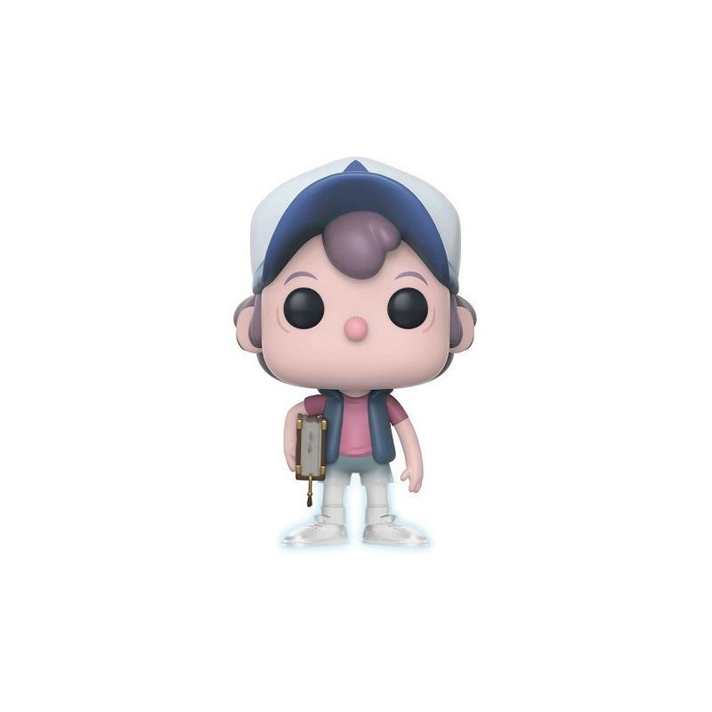 Dipper Pines Chase Edition Pop Funko #240 - Gravity Falls - Disney