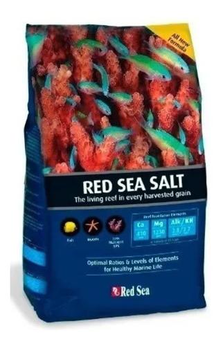 Sal Red Sea Salt 2kg (60litros)tudo Para Seu Aquário. Original