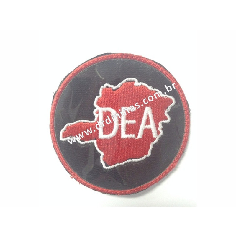 Patch / Distintivo Bordado DEA