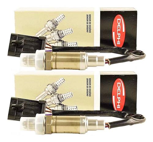 2 Sondas Lambda Corsa Meriva 1.8 8v Blazer S10 4.3 Sod00138
