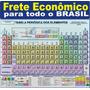Mapa Tabela Periódica Elementos Químicos 120x90 Frete R$10,