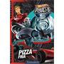 Hotwheels Batle Force 5 Pizza Fria Halina Silva