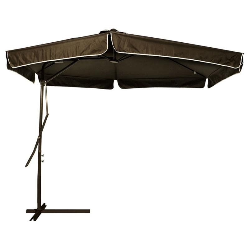 Ombrellone Suspenso  3m - Marrom - 820100  Belfix