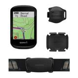 GPS Ciclismo Garmin Edge 830 Bundle Lançamento Cinta Sensor