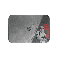 CAPA SLEEVE PARA NOTEBOOK ATE 15,6 POLEGADAS HP STAR WARS CINZA