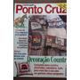 Revista Manequim Ponto Cruz Ano 4 Nº 7 Julho/1998