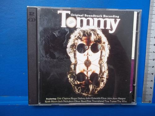 Cd Tommy  Soundtrack Recording 2 Cds Original
