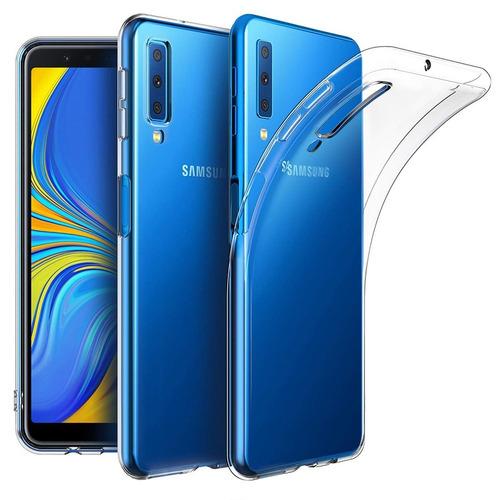 Capa + Pelicula De Vidro Samsung Galaxy A7 2018