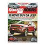 Quatro Rodas Nº687 Jeep Compass Golf 1.0 Tsi 1.6 Msi Triton