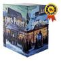 7 Livros Box Coleção Completa Harry Potter J.k. Colecionador