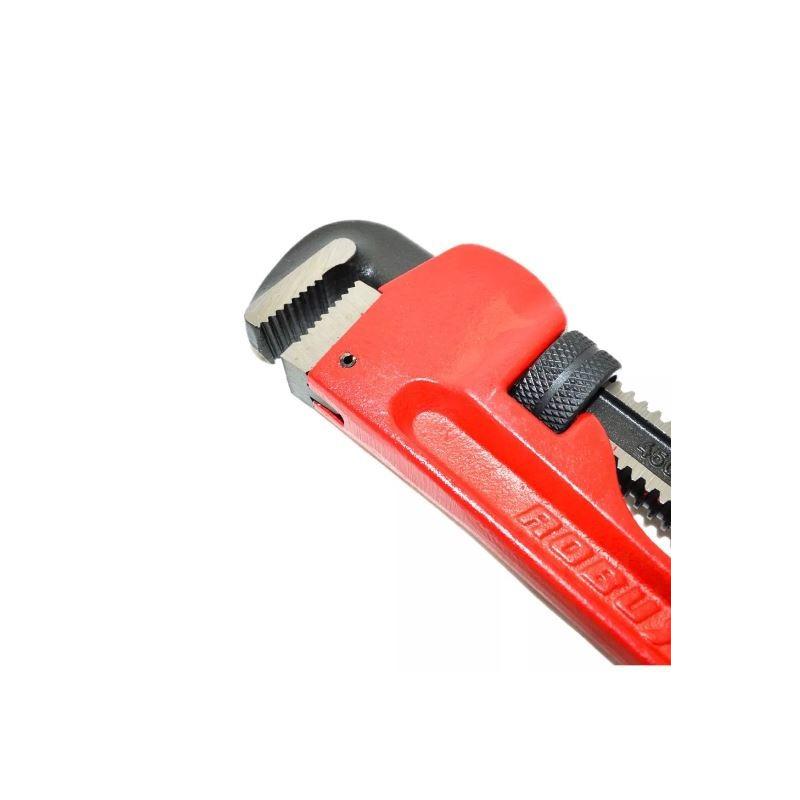 """Chave para Tubos 18"""" 450mm 1227-450 061540 - Robust"""
