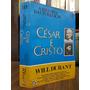 Raro César E Cristo 3 Will Durant A História Da Civili