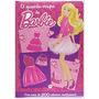 Barbie O Guarda roupa Da Barbie Com Mais De 200 Adesivos