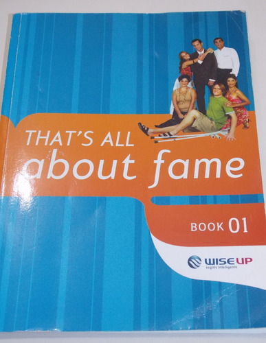 That's All About Fame Book 1 Sergio Barreto