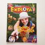 Revista Disney Explora Prepare A Mochila Colônia Férias N°30