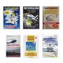 Kit De Livros Piloto Privado Para Helicóptero Com Simulado