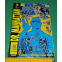 Antes Watchmen Dr. Manhattan Graphic Novel Capa Alternativa