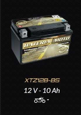 Bateria Moto Route Yamaha Tdm 900 - Equiv. Yt12b-bs Yuasa Original