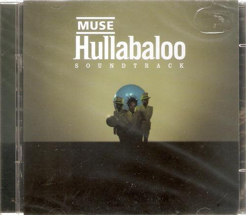 Cd Duplo Muse - Hullabaloo Sountrack Original