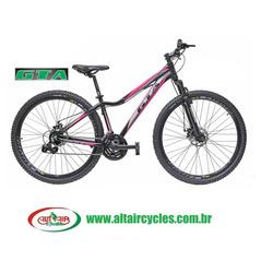 Bicicleta MTB Feminina GTA