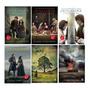 Coleção Completa Serie Outlander Livros 1 2 3 4 5 E 6 6 Vol