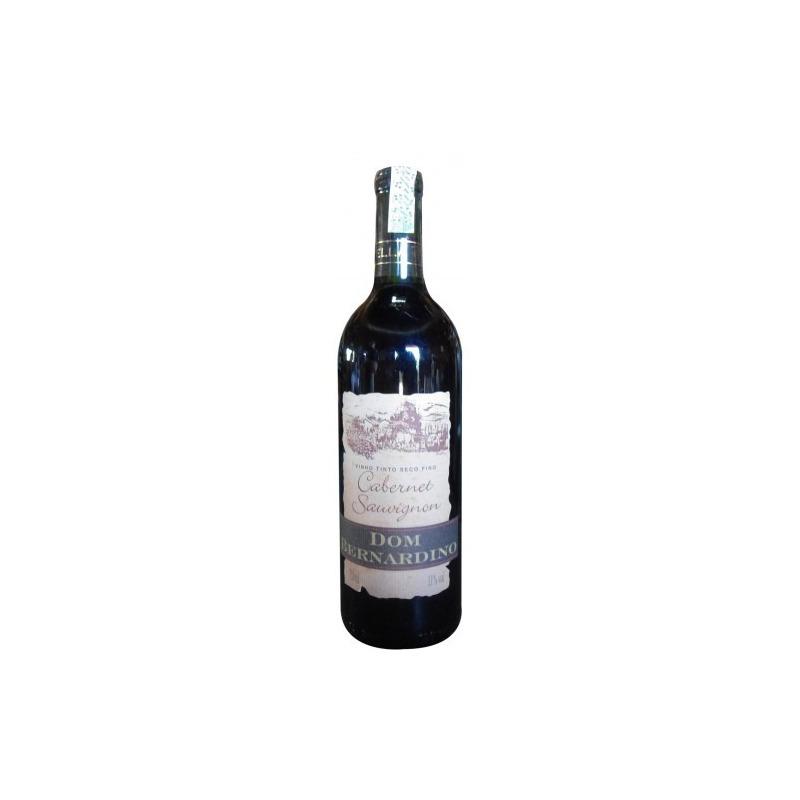 Vinho Fino Cabernet Sauvignon 720ml - Dom Bernardino