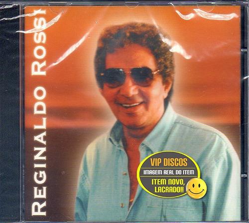 Cd Reginaldo Rossi Série Brilhantes - Novo Lacrado Raro Original