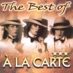 Cd - À La Carte - The Best Of - Lacrado Original
