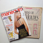 Revista Manequim Luana Piovani Ana Maria Ano 1996 N°443