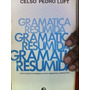 Livro Gramática Resumida Celso Pedro Luft