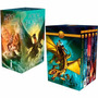 Box Percy Jackson Box Heróis Do Olimpo