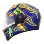 Capacete Agv K3 Sv Five Continents