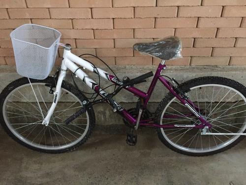 Bicicleta Ultra Aro 26 Modelo Feminino - Sem Uso -