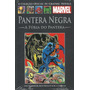 Graphic Novel Marvel Edição 102 Lateral Xxviii Pantera Negra