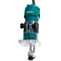 Tupia Makita 6mm com Base Articulada 220V