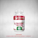 LEVEDO DE CERVEJA  500Mg - 60 Cápsulas