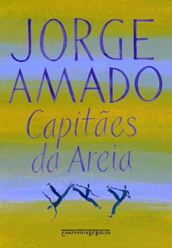 Livro - Capitaes Da Areia  Cia Letras  Bolso Original