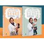 Livro Kit Boas vindas Ao Bebê Vol. 1 E 2 Dr. Ana Escobar